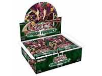 Yu-Gi-Oh Cards Invasion: Vengeance Factory Sealed Booster Box - 24 Packs