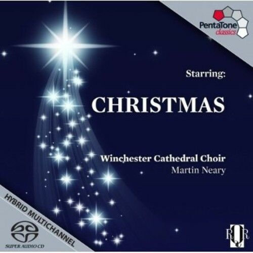 Winchester Cathedral Choir - Starring: Christmas [New SACD] Hybrid SACD