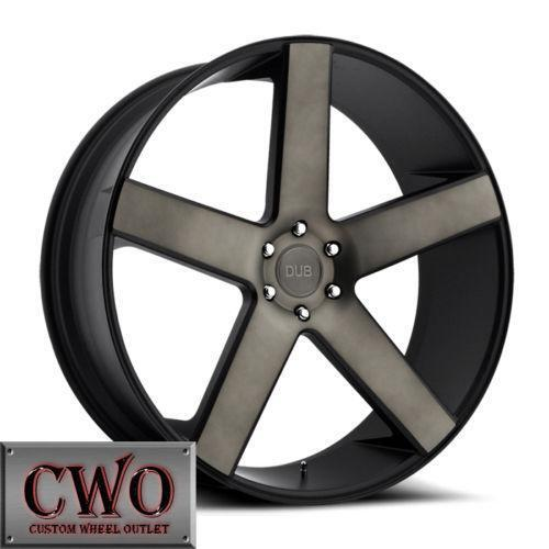 24x10 Wheels Ebay