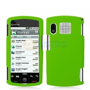 Green Case Cover Accessory for Sanyo Zio Kyocera M6000