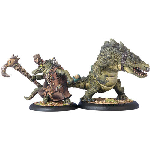 Hordes: Minions - Lesser Warlock Wrong Eye & Snapjaw Warbeast