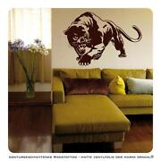 Wandtattoo Panther