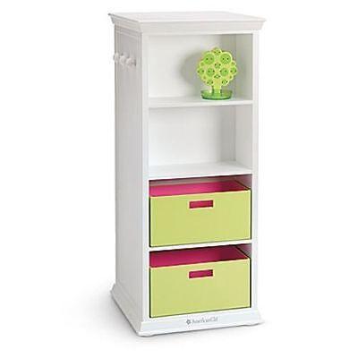 NIB~American Girl Storage Tower~ Mirror Shelves Organizer Furniture Earring Tree
