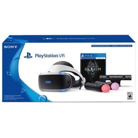 Ps vr Skyrim new model and move aim far point bundle