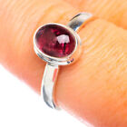 Tourmaline Fine Rings Red 7.25 Ring