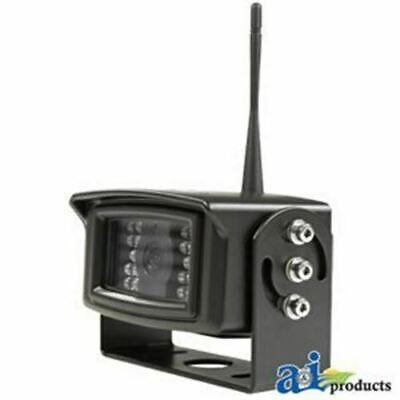 Wcch2 Universal Farm Cabcam Camera Wireless 110 Channel 2 2432 Mhz