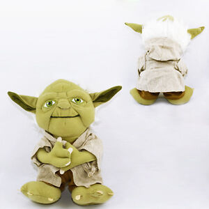 Star-Wars-Yoda-20cm-Genuine-Soft-Stuffed-Plush-Doll-Toy