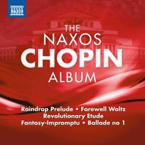 CHOPIN-The-Naxos-Chopin-Album-CD-NEU