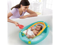 Baby bath- Fisher Price (used)