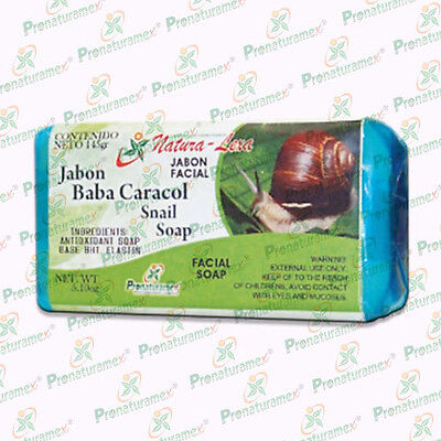 Jabon Baba De Caracol For Scabies / Herpes / Scars / Spots / Rash TWO PACK