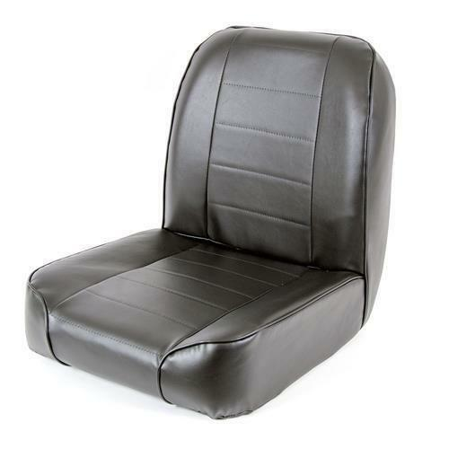 Low Back Bucket Seats Ebay