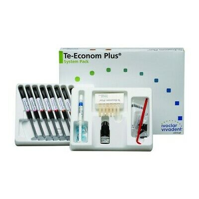 Ivoclar Vivadent - Teeconom Plus System Pack Dental Resin Composite