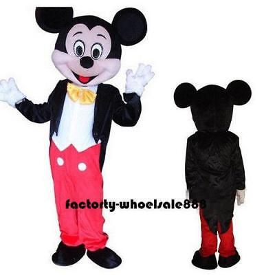 Disney Halloween Party Games (Disney Mickey Mouse Mascot Costume Halloween Party Game Fancy Dress Adults)