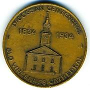 Cathedral Medal