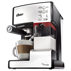 New In Box Oster One-Touch Brewer (BVSTEM6601-033) - White -