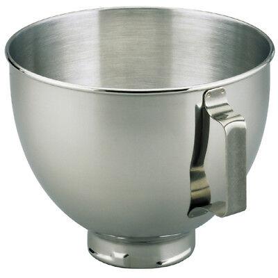 KitchenAid Stainless Steel Bowl for KSM and K45 4-1/2-Quart