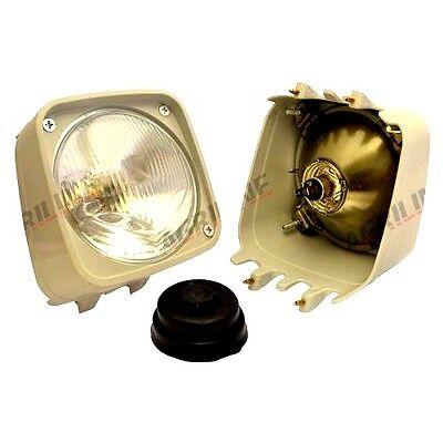 Headlight Rh Fits Ford 3610 4110 4610 5610 6410 6610 6810 7610 7810 Tractors.