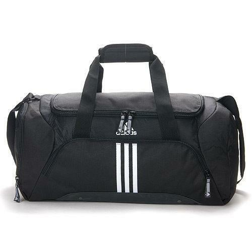 adidas gym duffle bag ebay. Black Bedroom Furniture Sets. Home Design Ideas