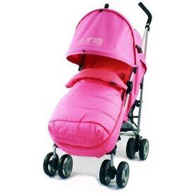 Zeta Vooom Stroller Pink