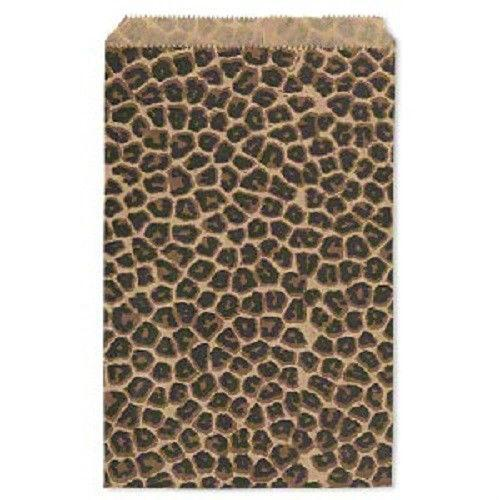 Leopard print gift bags ebay