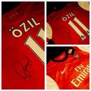 Arsenal Signed Shirt