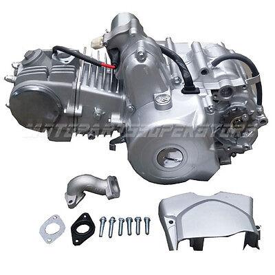 125cc 4-stroke Engine Motor Auto Electric Start ATVs, Go Karts