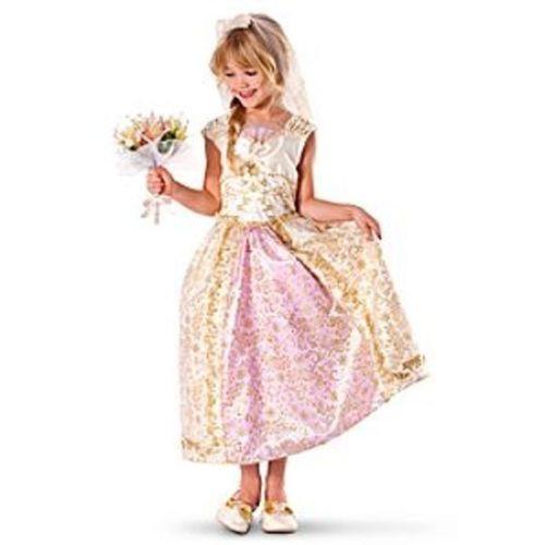 Rapunzel Wedding Costume Ebay
