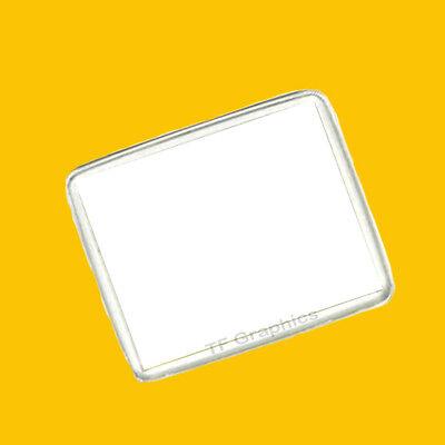 Design Your Own Medium Sized Photo Custom Fridge Magnet -Image Size 50mm x 35mm