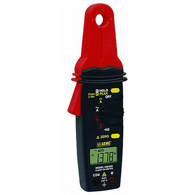 Aemc Cm605 7000.02 100a Acdc Low Current Clamp-on Meter