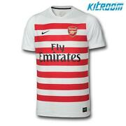 Arsenal White Shirt