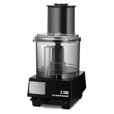 Waring Liquilock Food Processor - 2-12 Qt. Capacity - Wfp11s