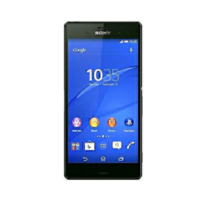 Xperia Z3 16GB unlocked works perfectly with charger. Water