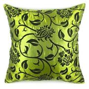 Green Throw Pillow Covers