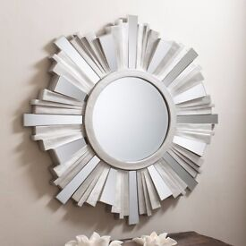 Need a new modern round mirror
