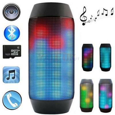 led lautsprecher bluetooth v3 0 speaker musik box f r. Black Bedroom Furniture Sets. Home Design Ideas