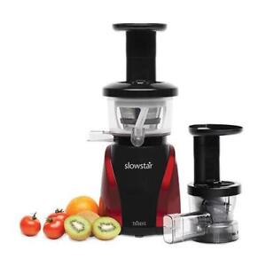 Tribest Slowstar Vertical Slow Juicer & Mincer SW-2000 $499.95