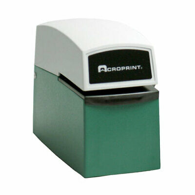 Acroprint Etheavy Duty Document Control Stamp Wiith Keys Free Shipping