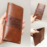 Mens Checkbook Wallet