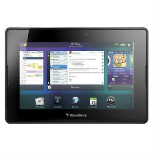16GB Playbook with Leather Case/Stand