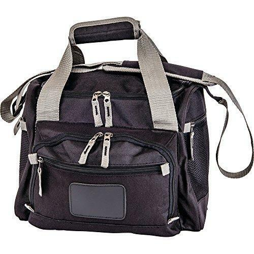 Extreme Pak Cooler Bag with Zip-Out Liner, Black