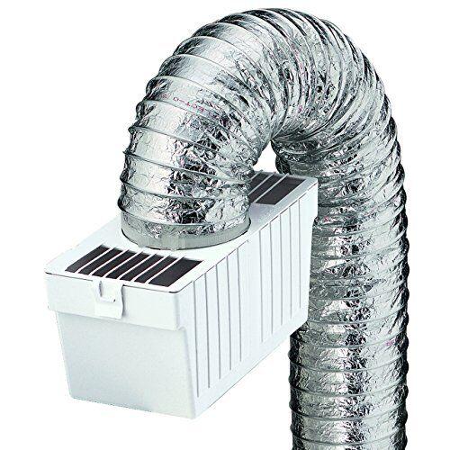 Deflecto Dryer Lint Trap Kit, Supurr-Flex Flexible Metallic