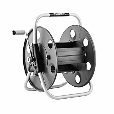 CLABER Lightweight Metal Hose Reel 100m Window Cleaning / 50m Garden Hose