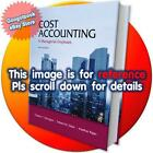 Cost Accounting 14th Edition