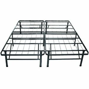 King size bed frame(or 2 twin/Base de lit King (ou 2 lit simple)
