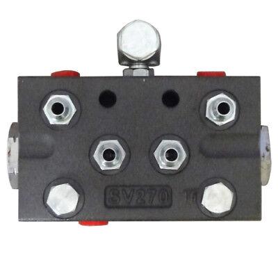 John Deere Steering Block Valve Re247520 Ar90611 Ar72338 Re48066 4030 4250 4755