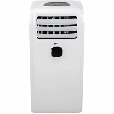 Igenix IG9911 Portable Air Conditioner with Cooling, Fan & Dehumidifier