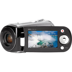 Samsung SC-MX10 Flash Memory Camcorder with 34x Optical Zoom