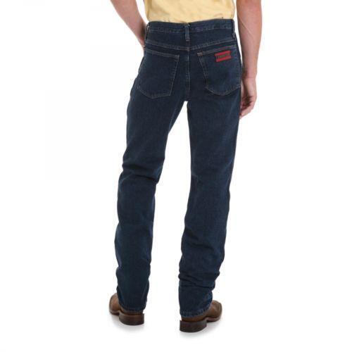 mens wrangler jeans slim fit ebay. Black Bedroom Furniture Sets. Home Design Ideas