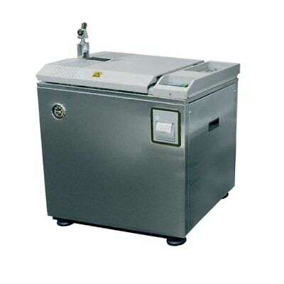 Heidolph Tuttnauer 3870elvc Vertical Top-loading Autoclave With Cooling Coils