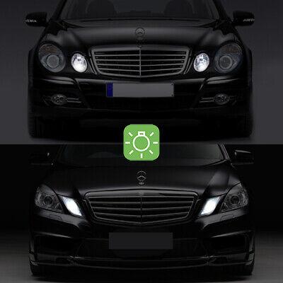 LED Standlicht weiß Set Nachtlichter, für Mercedes Klasse E w211 w212